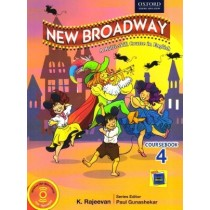 Oxford New Broadway English Coursebook Class 4 New Edition