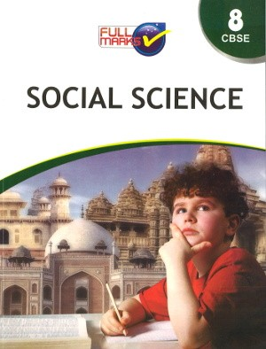 full marks Social Science guide for class 8