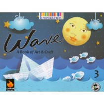 Wave A Book Of Art & Craft For Class 3