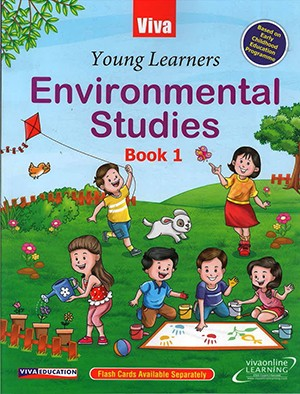 Viva Young Learner Environmental Studies Book 1