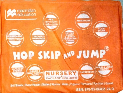 1 Macmillan Hop Skip and Jump For Nursery Class (Revised Edition) - Complete Kit