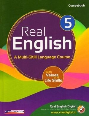 Viva Real English Coursebook 5
