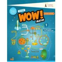 Eupheus Learning Wow Maths Book 1