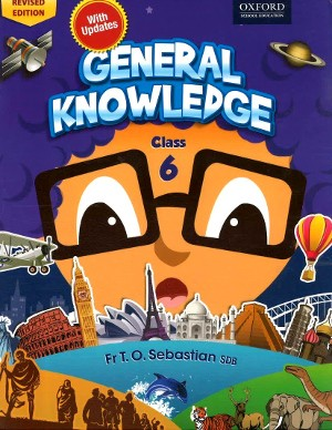 Oxford General Knowledge For Class 6