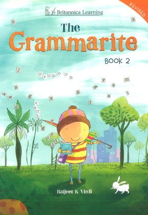 Britannica The Grammarite Class 2