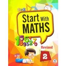 Sapphire Start With Maths For Class 2