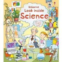 Usborne Look Inside Science