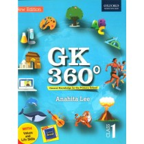 Oxford GK 360 General Knowledge For Class 1