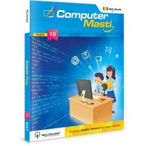 Next Education Computer Masti Book B for Class 10