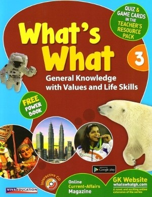 Viva What's What General Knowledge Class 3