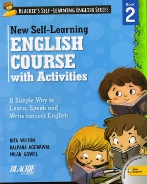 New Self Learning English Course With Activities Book 2