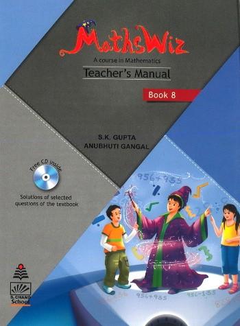 Mathswiz Class 8 Solutions book