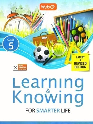 MTG Learning & Knowing For Smarter Life Class 5