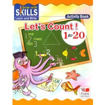 Prachi Let's Count 1 to 20