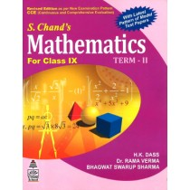 Mathematics For Class 9 Term-2