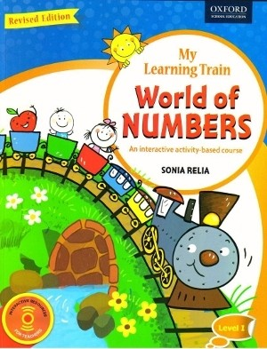 Oxford My Learning Train World of Numbers Level I