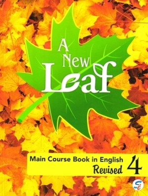 Sapphire A New Leaf Main Course Book in English For Class 4