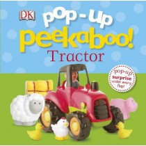DK Pop-Up Peekaboo! Tractor