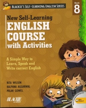Self Learning English Course With Activities Book 8
