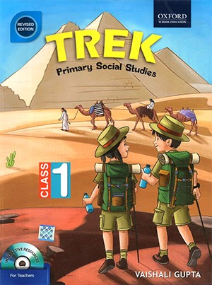 Oxford Trek Primary Social Studies for Class 1