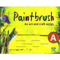 Paintbrush an Art and Craft Series A