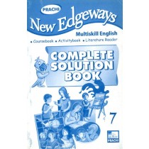 Prachi New Edgeways Complete Solution Book Class 7