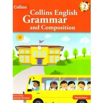 Collins English Grammar and Composition Class 2