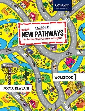 Oxford New Pathways English  For Class 1 (Work Book)