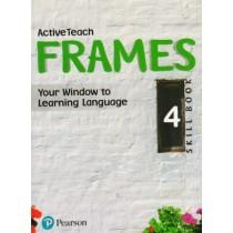 Pearson ActiveTeach Frames Skill Book Class 4