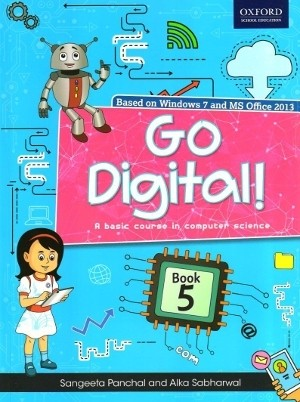 Oxford Go Digital Computer Science Book 5