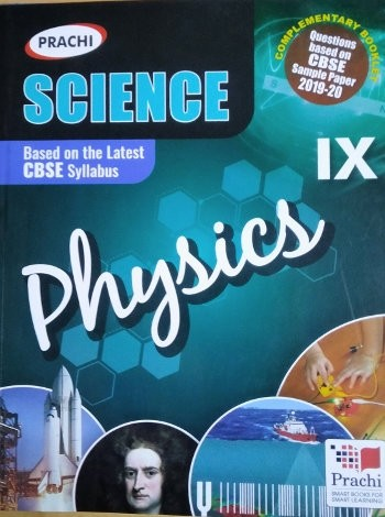 1 Prachi Physics For Class 9 (Revised Edition 2020)