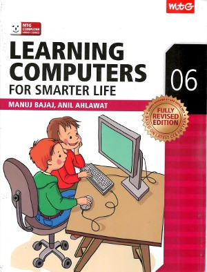 Learning Computers For Smarter Life For Class 6