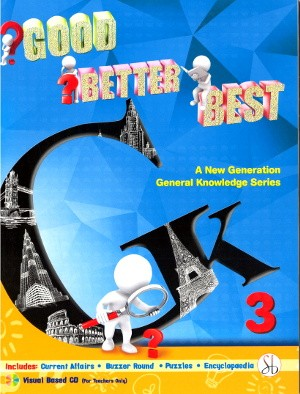 Good Better Best General Knowledge For Class 3