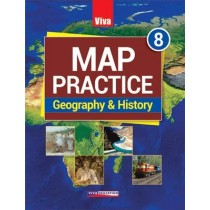 Viva Map Practice Geography & History Class 8