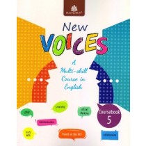 Madhubun New Voices English Coursebook 5