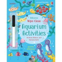 Usborne Wipe-Clean Aquarium Activities