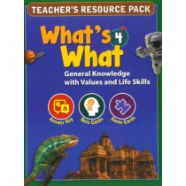 Viva What's What General Knowledge Class 4 Solutions