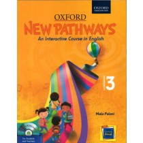 Oxford New Pathways English Course Book for Class 3
