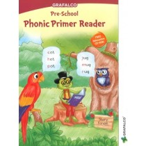 Grafalco Pre-School Phonic Primer Reader