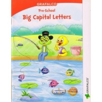 Grafalco Pre-School Big Capital Letters