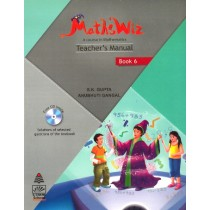 MathsWiz A Course In Mathematics Teacher's Manual Book 6