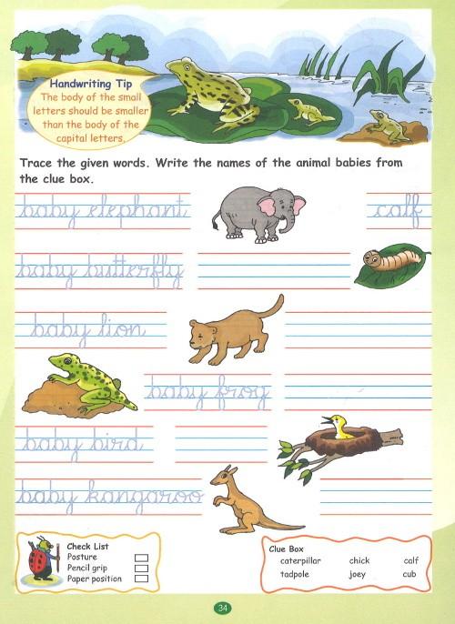 Viva Write It Right Cursive Handwriting For Class 2
