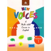Madhubun New Voices English Workbook 1