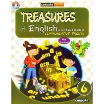 Cordova Treasures of English Main Coursebook 6