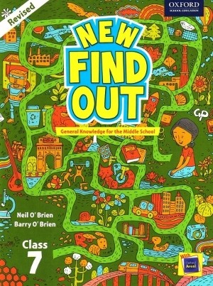 Oxford New Find Out General Knowledge Class 7