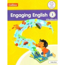 Collins Engaging English Workbook Class 3