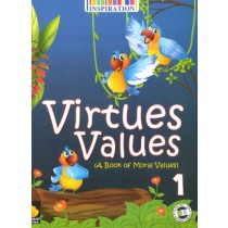 Virtues Values A book of Moral Values Class 1