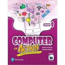 Pearson Computer in Action Class 8