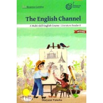 Indiannica Learning The English Channel Literature Reader Class 8