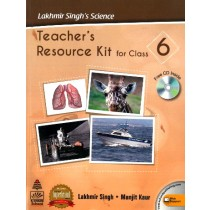 Lakhmir Singh's Science Teacher's Resources Kit For Class 6